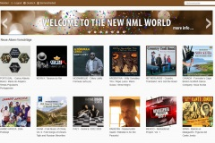 Naxos Music Library World - Startseite (intern)