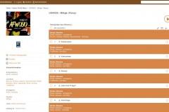 Naxos Music Library World - Albumseite