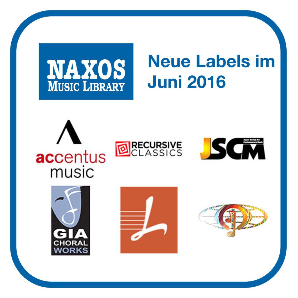 NML Neue Musiklabels Juni 2016