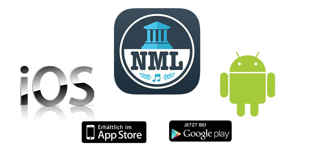 NML App iOS und Android