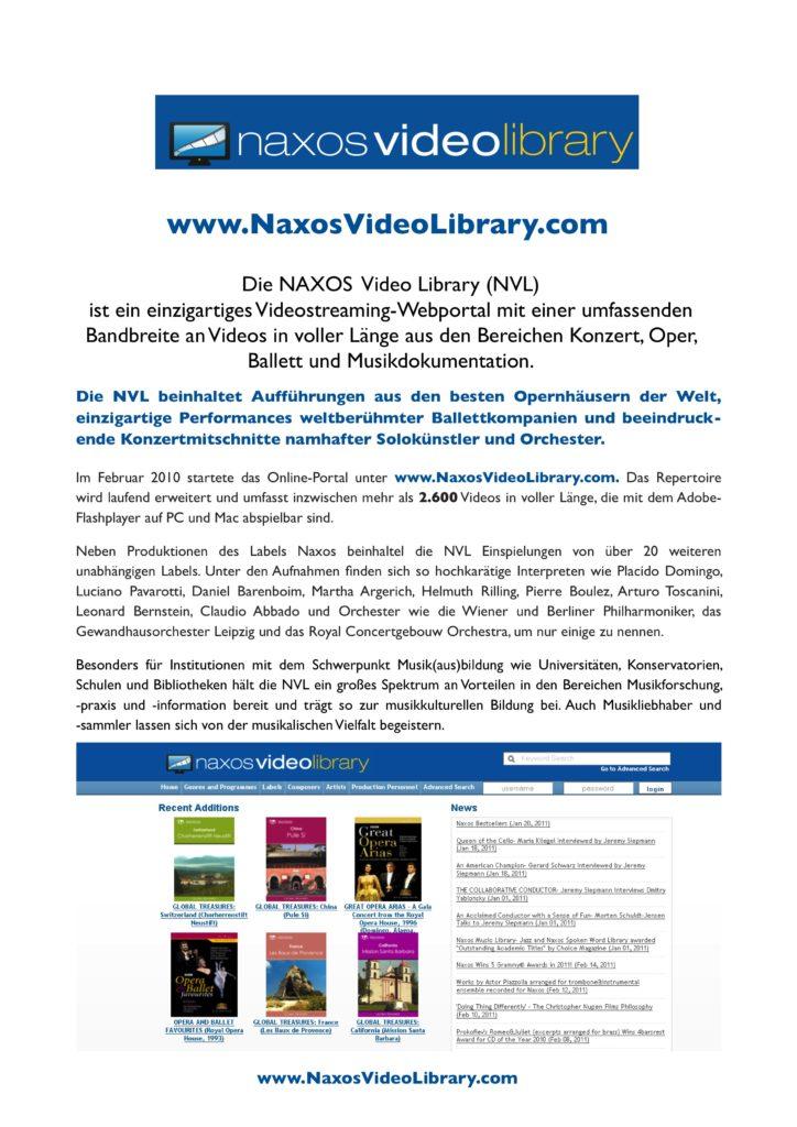 NVL Broschüre