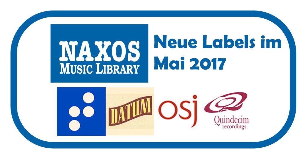 Labels Neu Mai 2017