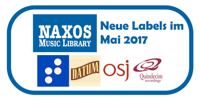 Labels Neu Mai 2017