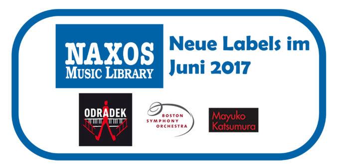 Labels Neu Juni 2017