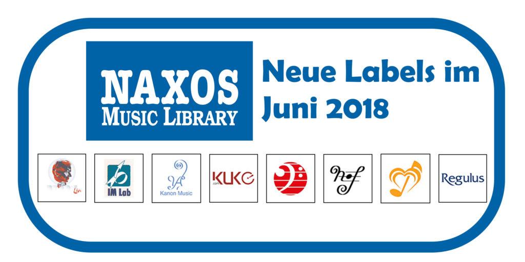NML Neue Label Juni 2018