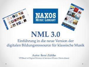 NML 3 | Info PDF Seite 1