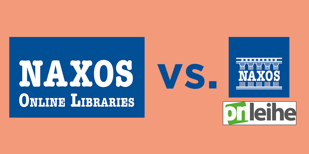 NOL vs Naxos Onleihe