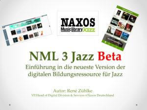 NML 3 Jazz Front