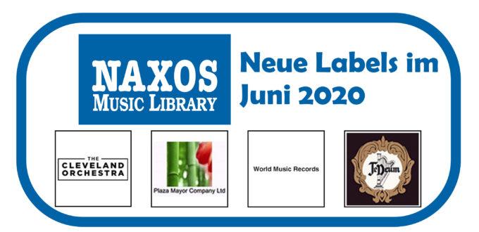 NML Neue Label Juni 2020